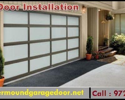 A+ Rated Service | Garage Door Installation in Flower Mound, 75022 TX | $25.95