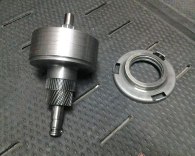 Ford Cruise-o-matic Mx Medium Case Auto Transmission Clutch Drum And Sun Gear
