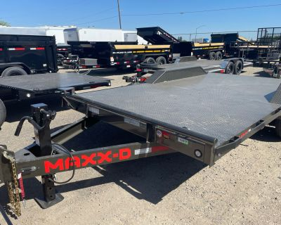 2021 MAXXD TRAILERS 102x16 BUGGY HAULER H5X Trailer - Utility Elk Grove, CA