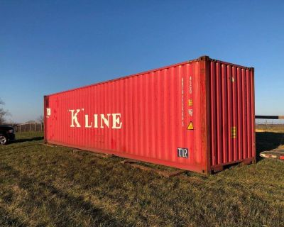SALE! 40' Shipping / Storage Container