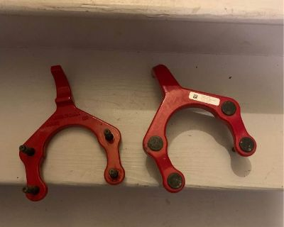 New Jersey - Rubicon Factory front tow hooks $50