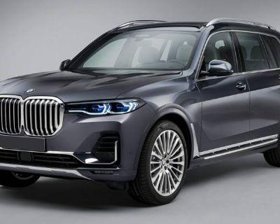 2019 BMW X7 50i