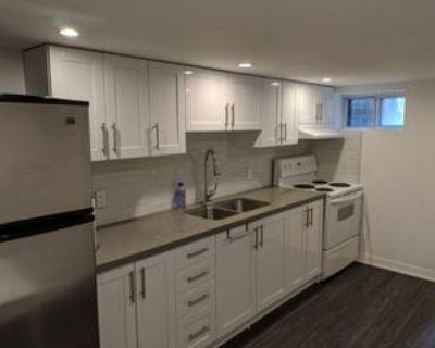 282 Gladstone Avenue #1 BR - Bas, Toronto, ON M6J 3L6 1 Bedroom Apartment
