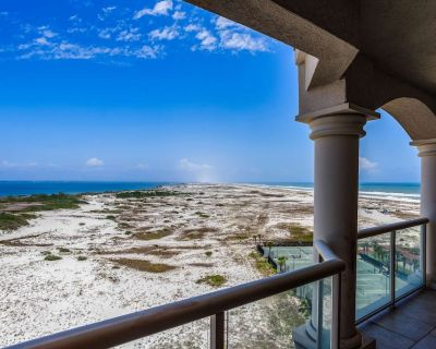 Sunny Side Up! Stunning Island Views - Free Wifi - Newly Updated - Community Pools and Tennis Courts - Pensacola Beach