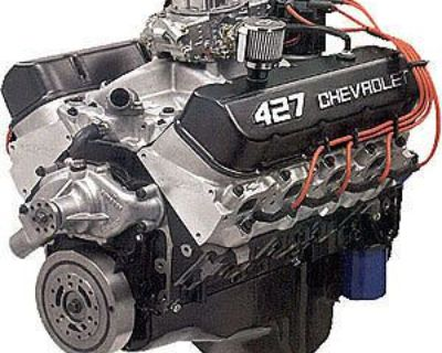 427/540hp Chevy Bigblock Crate Engine New 2015 Last One Hi Bidder Wins