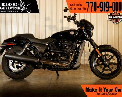 2016 Harley-Davidson Street 500 Cruiser Marietta, GA
