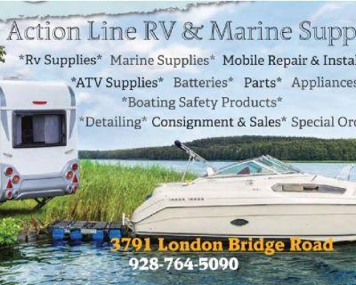 ACTION LINE RV & MARINE SUPPLY