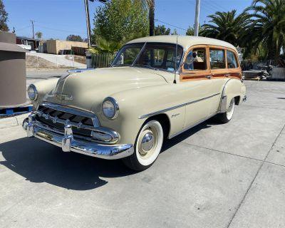 1952 Chevrolet Woody Wagon