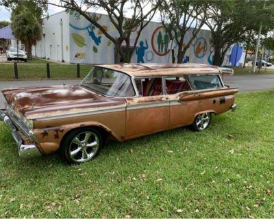 1959 Ford Woody Wagon