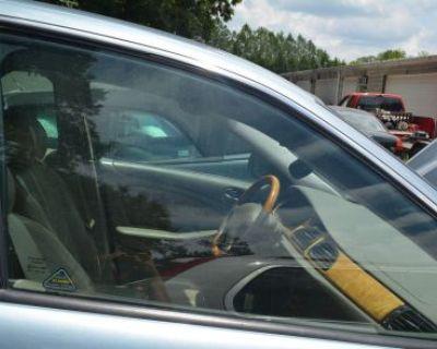 00-02 Jaguar S-type Front Passenger Right Side Window Door Glass Oem