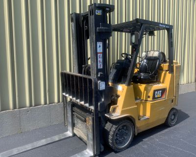 2015 CAT Lift Trucks GC40K STR