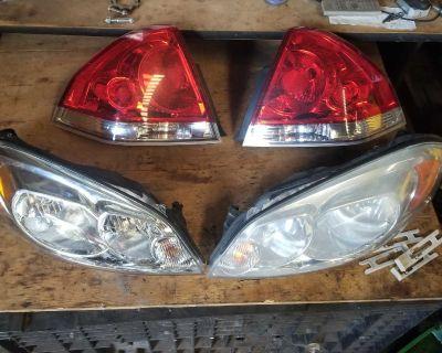 06-16 Chevy Impala Lights