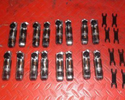 Sprint Car Race Car Isky Sbc Roller Lifters