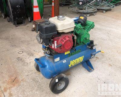2013 (unverified) Jenny Portable Air Compressor