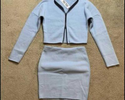Women s skirt set