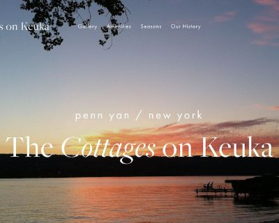 The Cottages on Keuka - Town of Milo