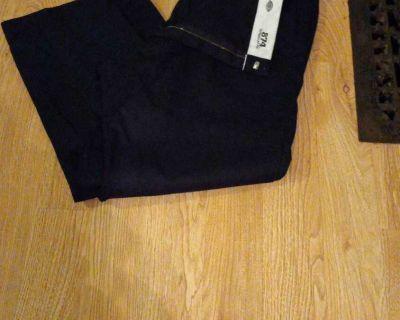 Men's Dickies black pants 48 x 32