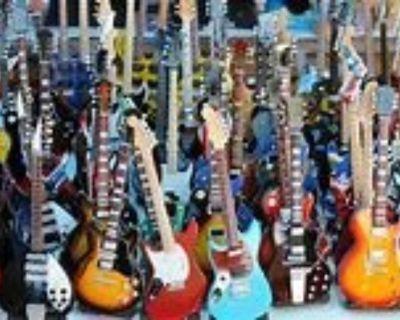 MANY FINE ELECTRIC GUITARS  PRIVATE SALE