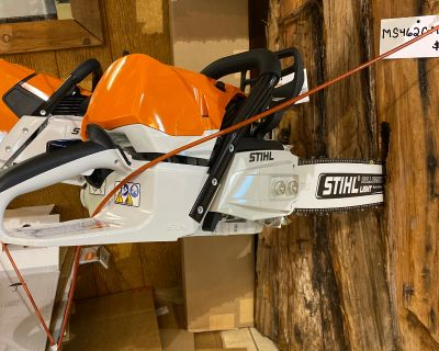 Stihl MS 462 C-M 20 in. Chain Saws Marion, NC