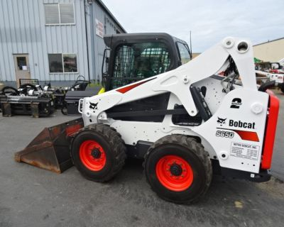 2020 Bobcat S650 Skid-Steer Loader
