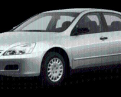 2007 Honda Accord VP
