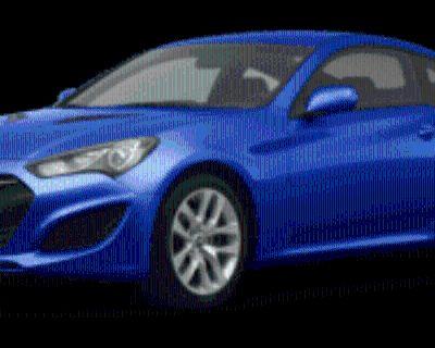 2013 Hyundai Genesis Coupe 2.0T