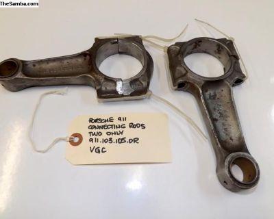 Porsche 911 2.4 / 2.7 Liter Connecting Rods
