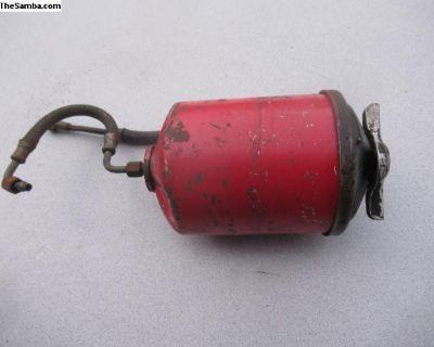 Porsche 356/912 Oil Filter Canister