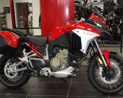 2021 Ducati Multistrada V4 S Travel & Radar Spoked Wheel Dual Purpose West Allis, WI