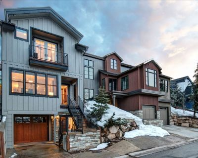 Abode at Treasure Hollow | Perfect Old Town Location | Luxury Amenities - Downtown Park City