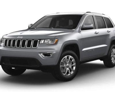 New 2021 JEEP Grand Cherokee Laredo E 4x4 Sport Utility