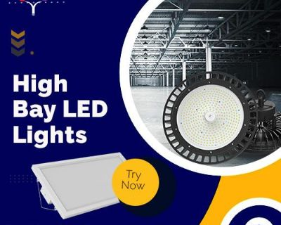Get The Best High Bay LED Lights at Low Price