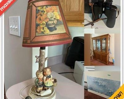 North Wales Downsizing Online Auction - Ascot Court