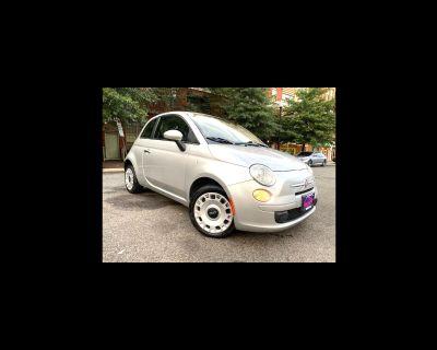 2012 Fiat 500 2dr HB Pop