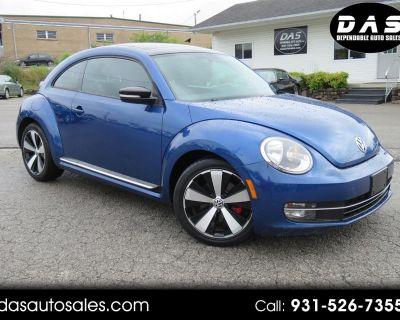 2013 Volkswagen Beetle Coupe 2dr DSG 2.0T Turbo w/Sun/Sound *Ltd Avail*