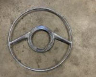 Lincoln zephyr horn ring 1942+