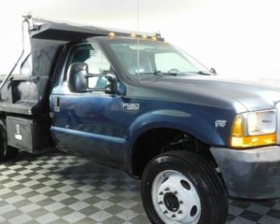 1999 Ford Super Duty F-450 Chassis Cab XL