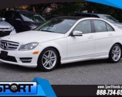 2013 Mercedes-Benz C-Class C 300 4MATIC Sport Sedan