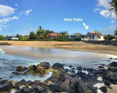 SPECIAL RATE !!! 8/28/21 to 9/3/21 $1099 per night - Poipu