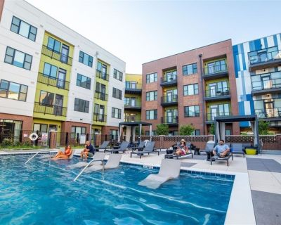 Pets/Pool/Gym/Parking ^ Downtown ^ CityWay - Mile Square