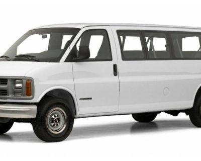 2001 Chevrolet Express Van Base