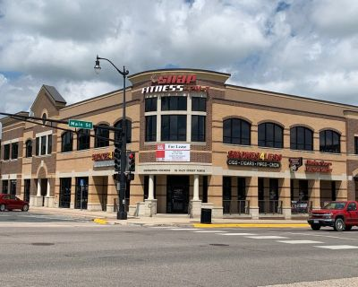 Cornerstone Commons - Build to Suite Space for Lease in Downtown Hutchinson