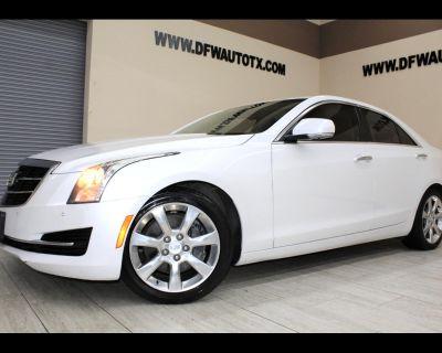 Used 2015 Cadillac ATS 2.0L Turbo Luxury RWD