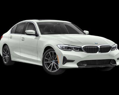 Demo 2021 BMW 330i xDrive Sedan (5R79)