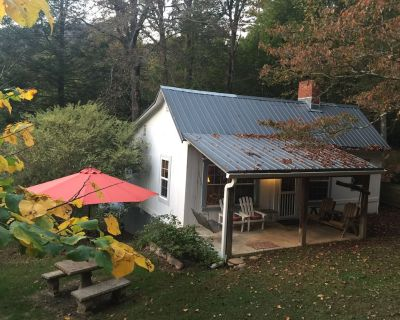 Classic Cabin: Convenient to all WNC attractions and I-40. $30 cleaning fee! - Ridgecrest