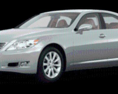 2010 Lexus LS LS 460
