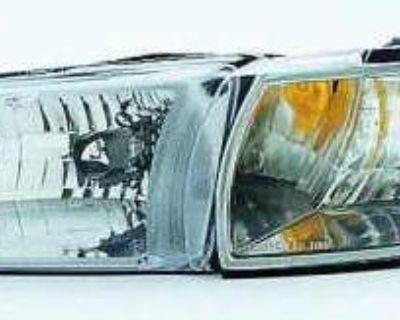 L Headlight W Corner 97 98 99 00 01 02 03 Grand Gr Prix