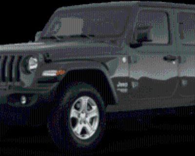 2019 Jeep Wrangler Sport Altitude
