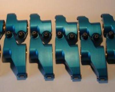 New! 354, 392 Early Hemi Billet Aluminum Roller Rocker Arms, Nitro Race Hemi
