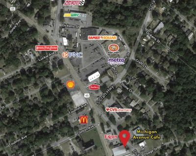 Toulmanville Retail or Church Building Available